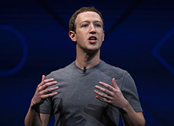 mark zuckerburg image