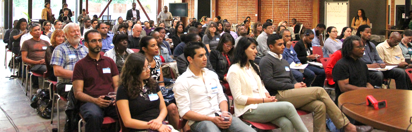 Events providing valuable information to first time and experienced entrepreneurs